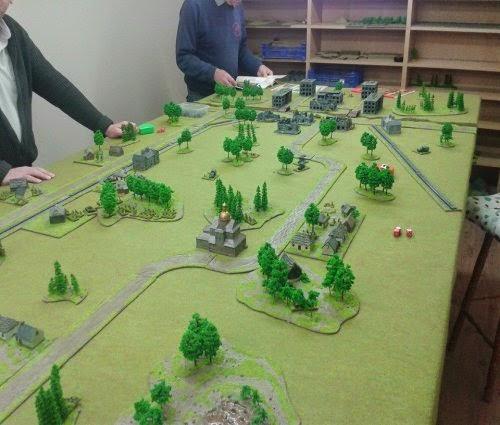 Battle Reports And Scenarios