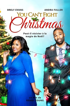 Poster You Can't Fight Christmas 2017