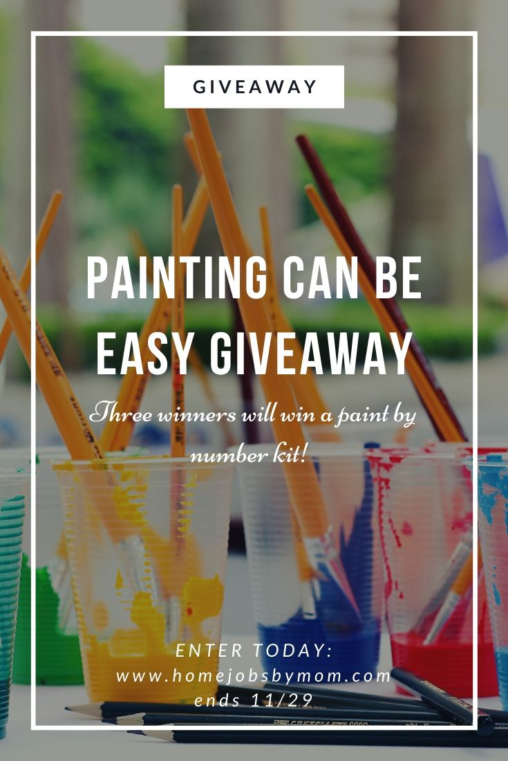 Painting Can Be Easy Giveaway