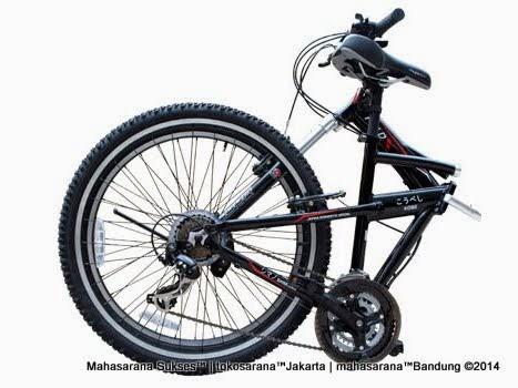 Sepeda Gunung Lipat FoldX Kobe 26 Inci