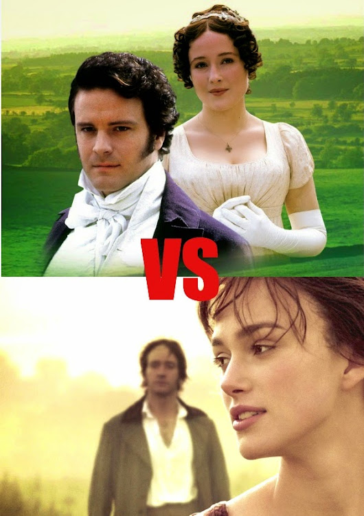 The Pride and Prejudice Adaptation Showdown