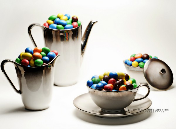 mm's Tea Time by AlexAidonidis