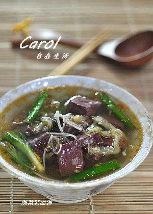 Carol 自在生活 : 韭菜食譜集合。Chives recipe
