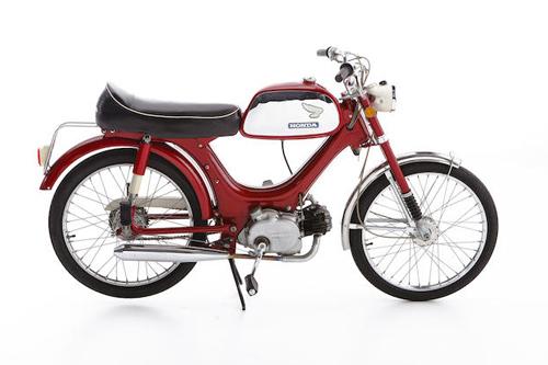 Moped là gì? Lịch sử và phân loại của dòng xe Moped