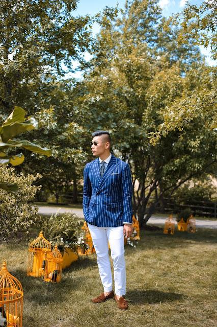 VC Polo Classic, Menswear, Levitate Style, Leo Chan
