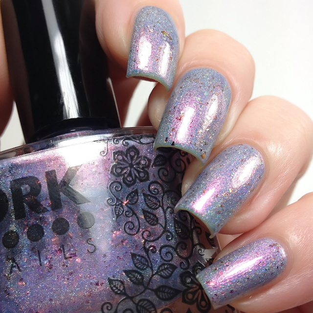 DRK Nails-Love is in the Air-Ship
