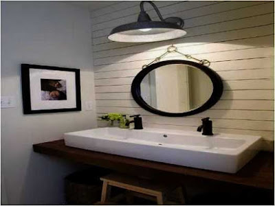 Decorating Ideas For A Farmhouse Bathroom