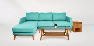 Sofa Minimalis Modern Ruang Tamu Kecil