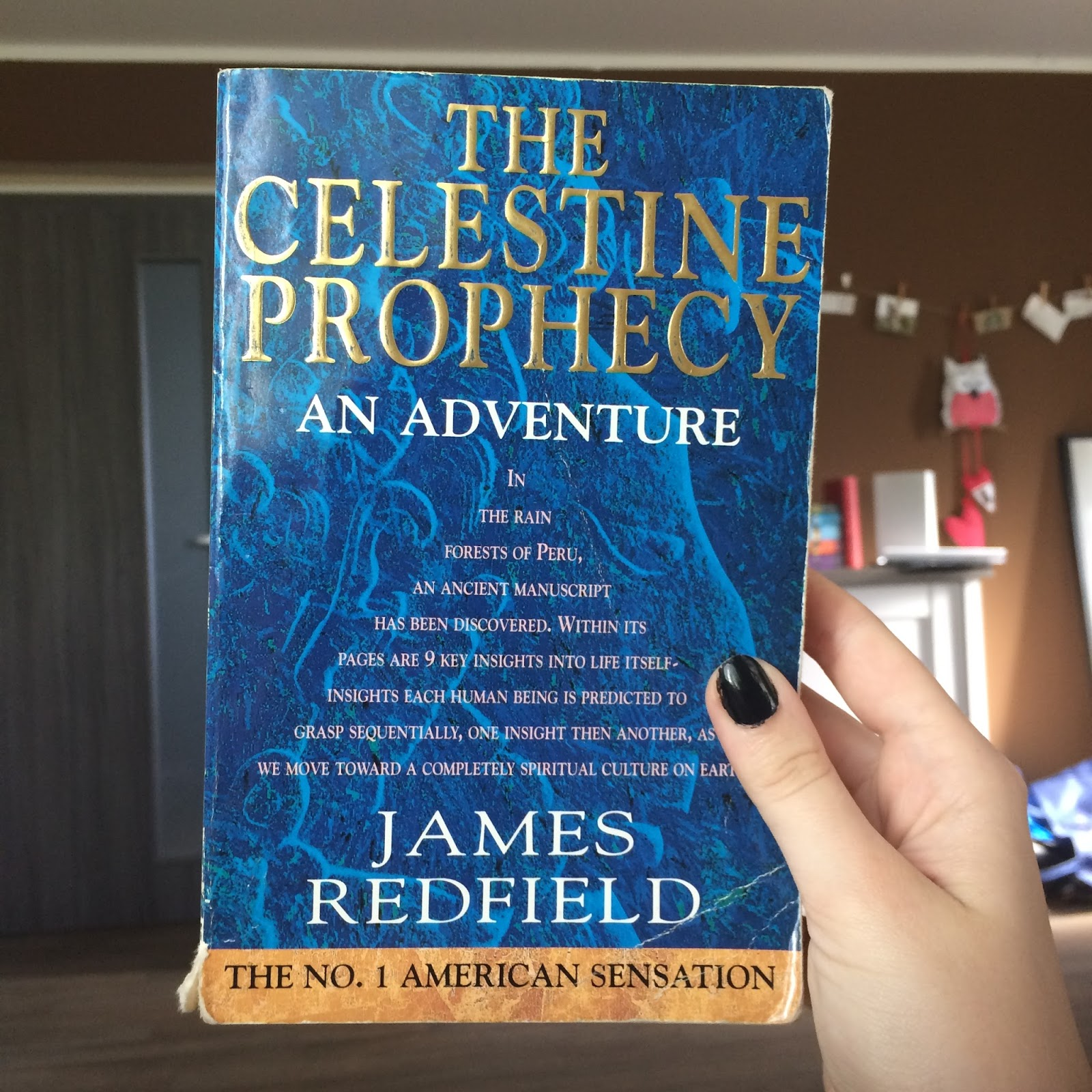 analysis of the celestine prophecy by james A short review of james redfield's book the celestine prophecy.