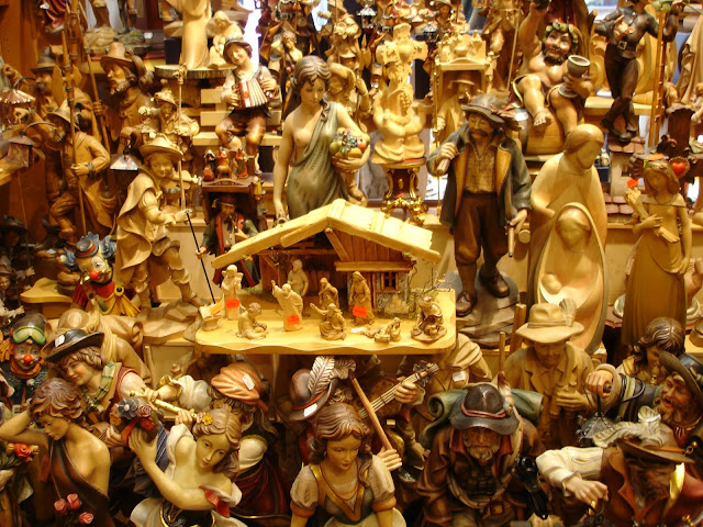 oberammergau woodcarvings