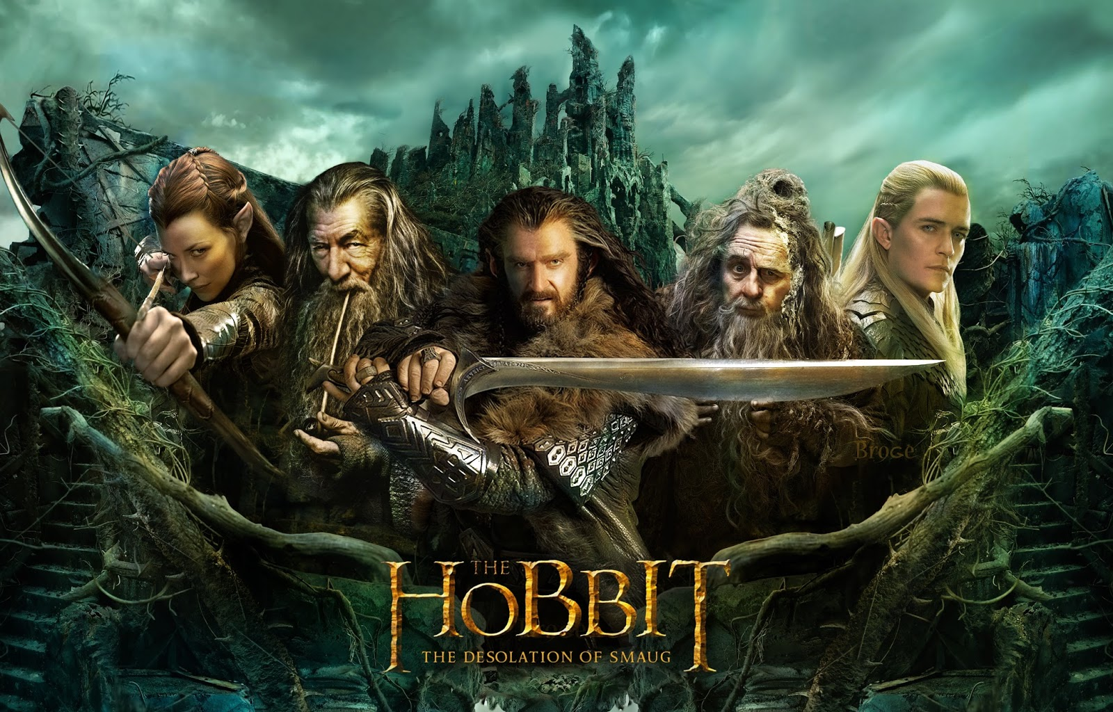 The Hobbit The Desolation Of Smaug New Upcoming Hollywood Movie