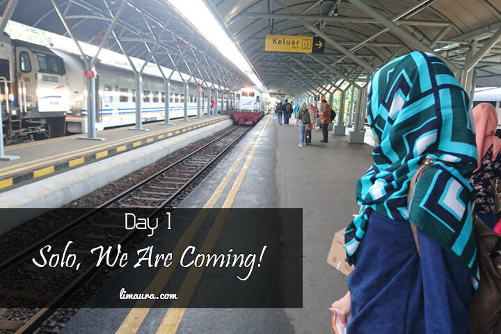 Day 1 - Solo, We Are Coming!