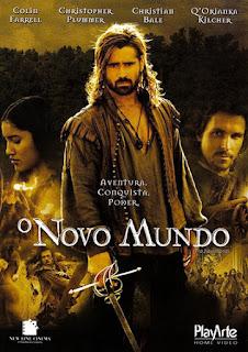 O Novo Mundo - DVDRip Dublado