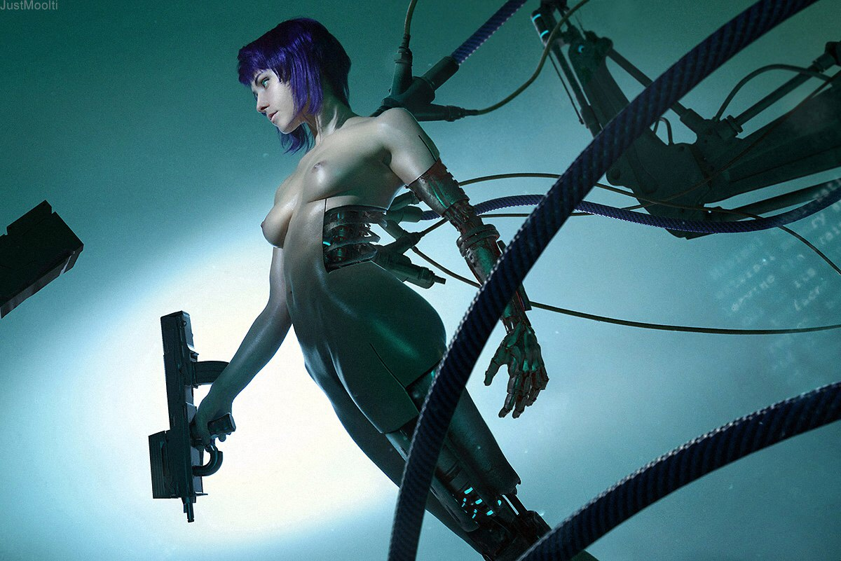 Ghost In The Shell (Cosplay)