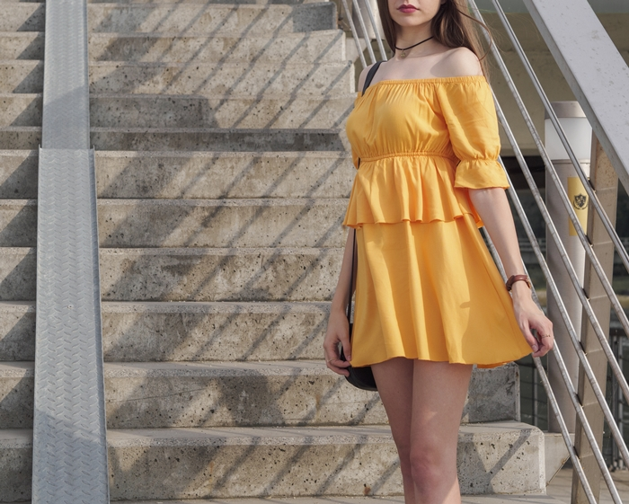 śliczna sukienka na lato
