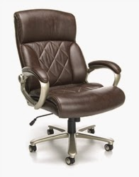 812-LX Avenger Chair by OFM