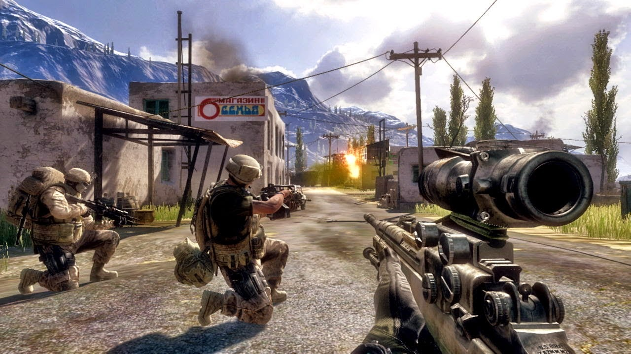 Free Download Operation Flash point Red River Pc Game Full Version