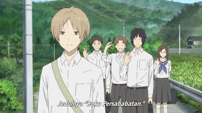 Natsume Yuujinchou Go Episode 01 Subtitle Indonesia
