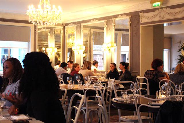 Kettners Brasserie, Soho, London - restaurant blogger