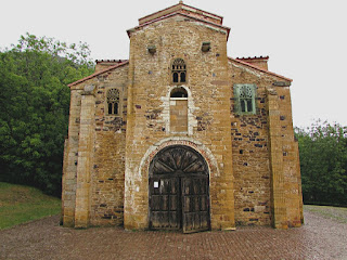 Iglesia de san Miguel de Lillo; San Miguel de LilloPrerrománico; Prerrománico asturiano; Oviedo; Uviéu; Asturias