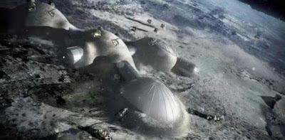 ESA Berencana Bangun Pangkalan di Bulan Tahun 2030