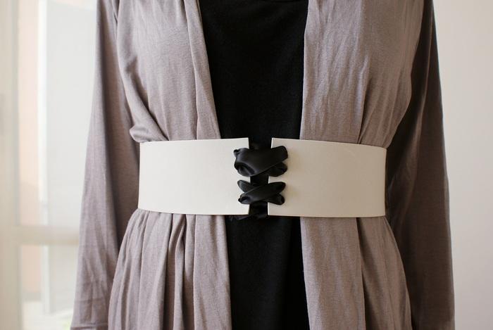cintura corsetto faidate francinesplace
