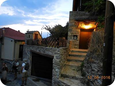 Kazaviti in Thassos
