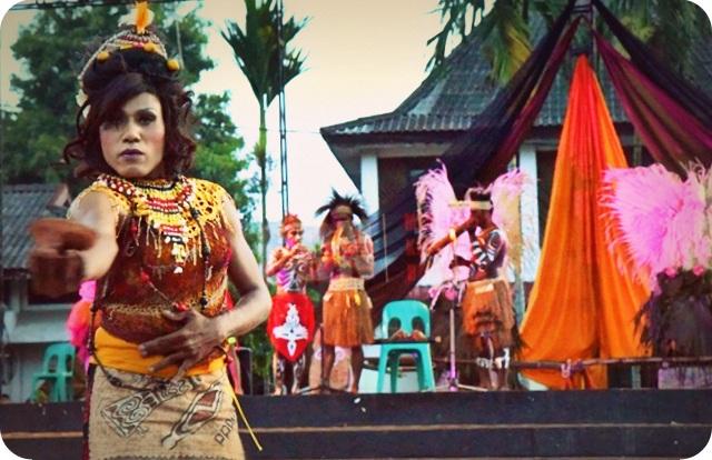 Mahasiswa Institut Seni Budaya Indonesia (ISBI) Papua Miliki Talenta Terpendam