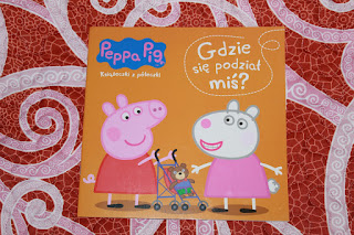 Książeczka Peppa Pig