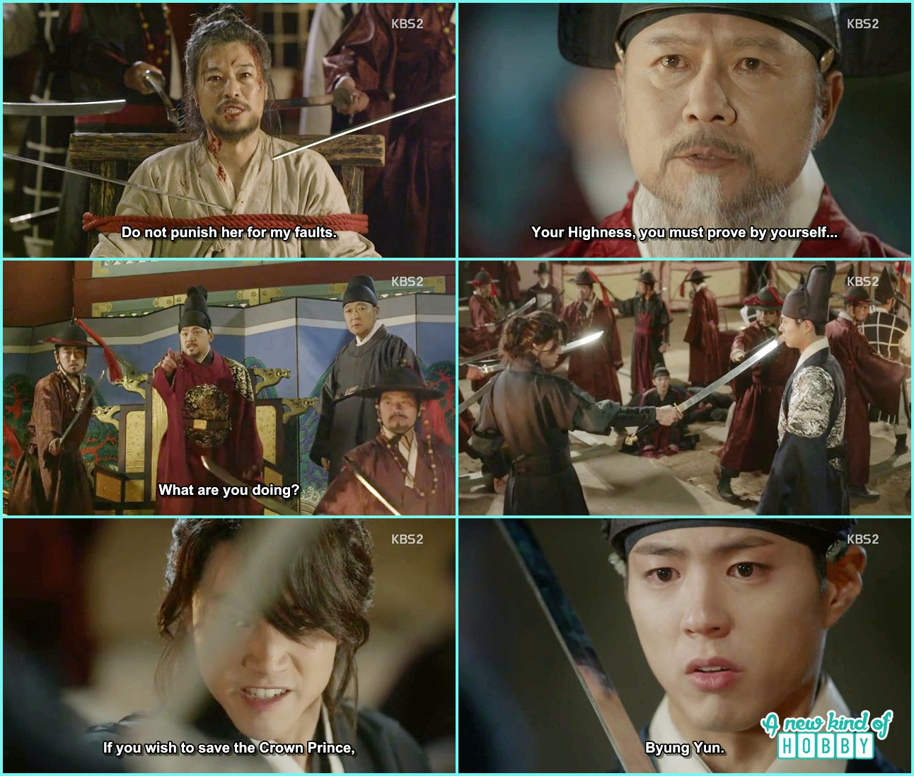 Love in moonlight ep 16 eng sub