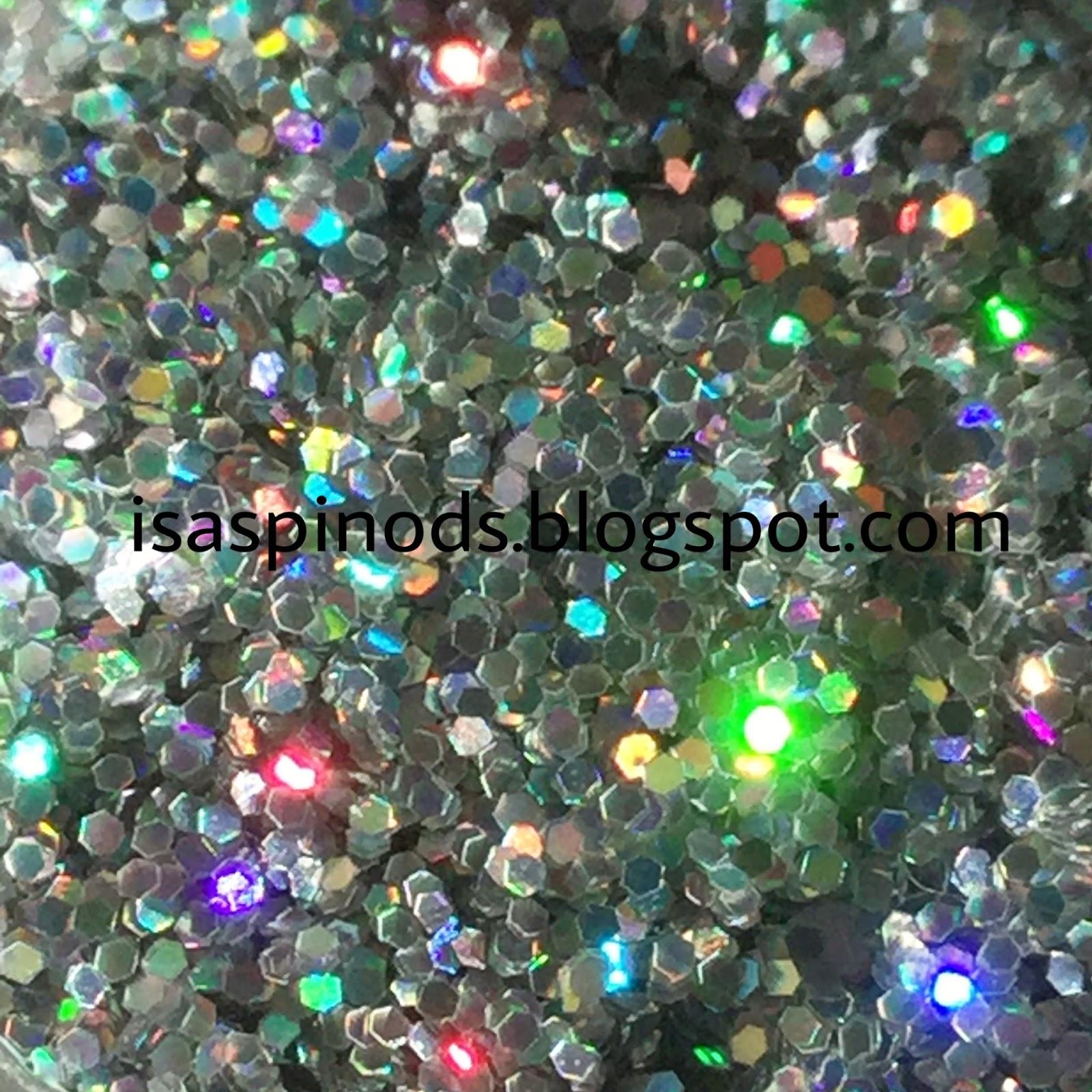 Little Fairy: Como Aplicar Glitter a Tus Uñas - Accent Holo Nail