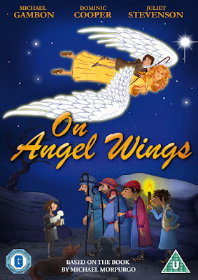 On Angel Wings Children's Christmas DVD Review And Giveaway
