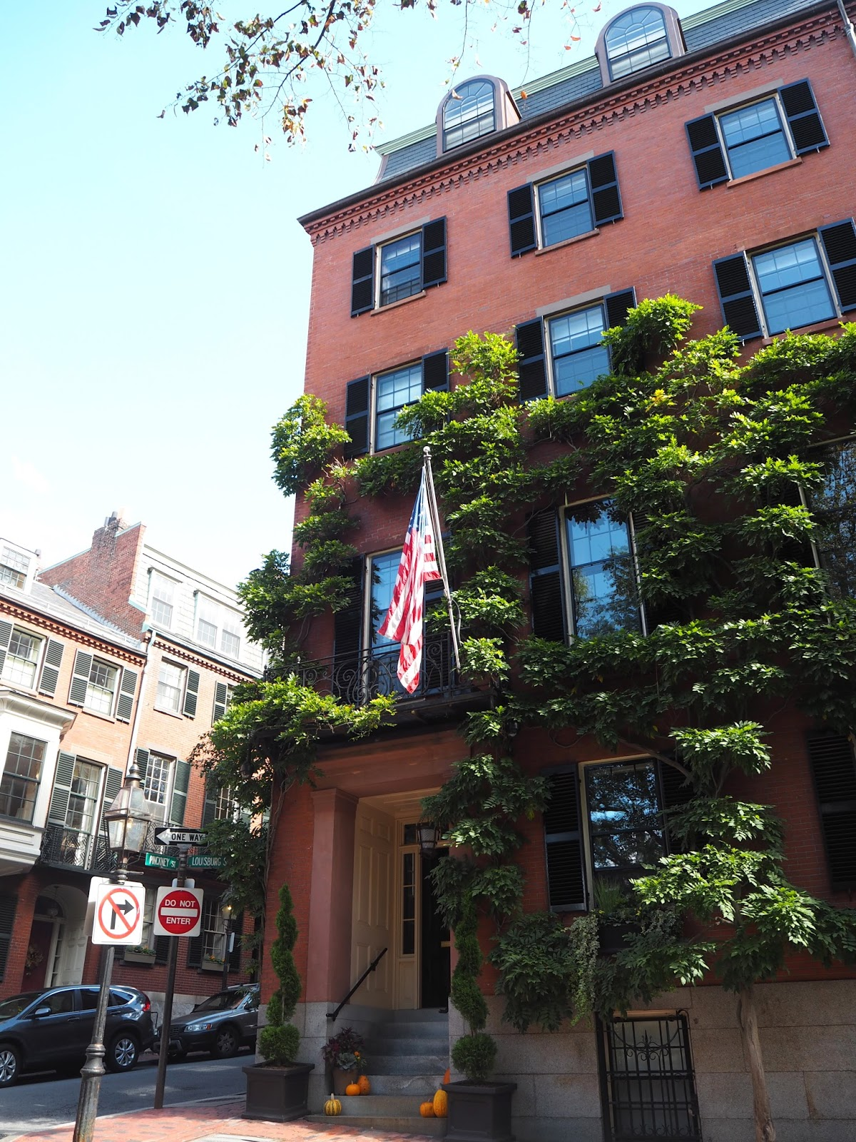 Beacon Hill - how to spend 36 hours in Boston