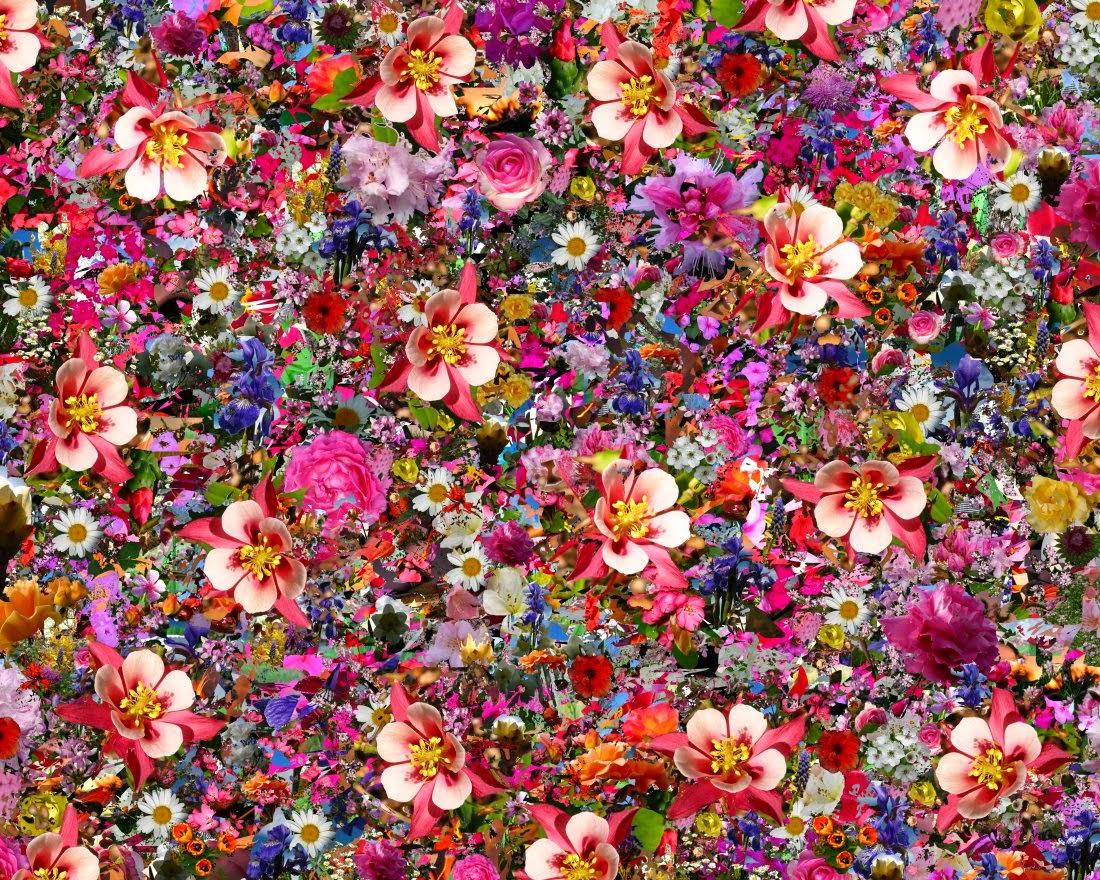 The Burning Beard: The Return of Flower Power