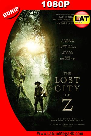 La Ciudad Perdida de Z (2016) Latino HD BDRIP 1080P ()