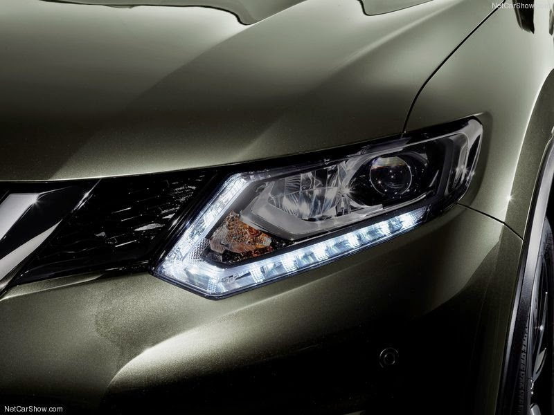 spesifikasi all new nissan x-trail 2014