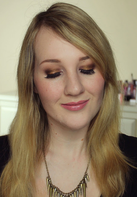 Darling Girl Brocade eyeshadow swatches & review