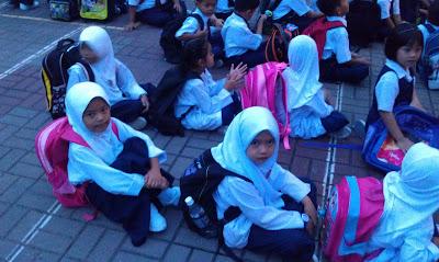 Perhimpunan Sekolah