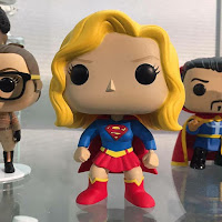 Toy Fair Supergirl Funko Pop!