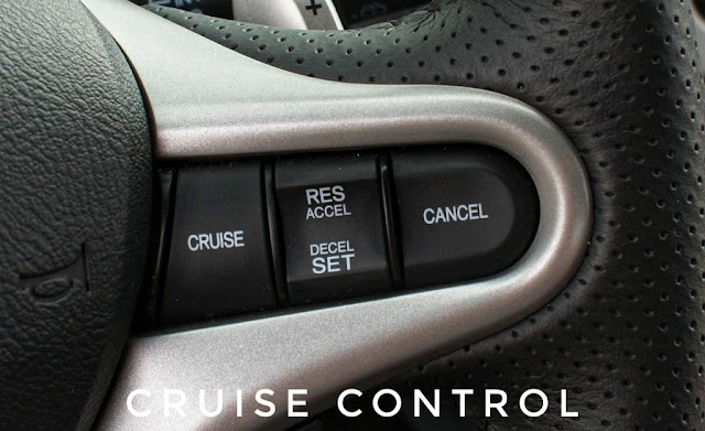 Pros and cons of Cruise Control in car