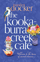 The Kookaburra Creek Cafe Book Review Recommendation - Sandie Docker - Romance and Women's Fiction Book Recommendations for Women