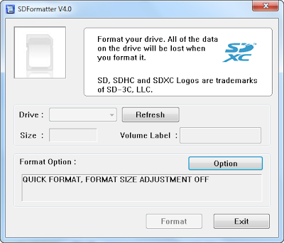 SD Memory Card Formatter Download For Windows & Mac OS