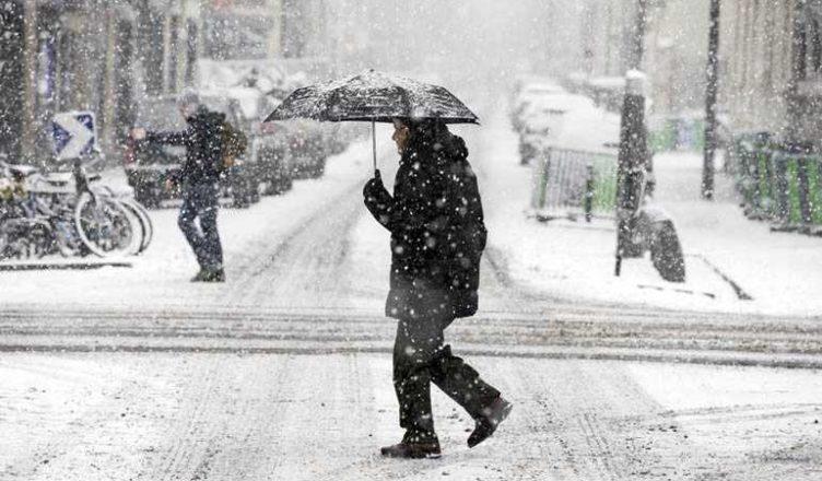 Sprema Nam Se Klimatski Fenomen Vremenska Prognoza Za Zimu