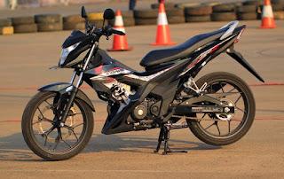 Honda Sonic 150R aman pakai premium