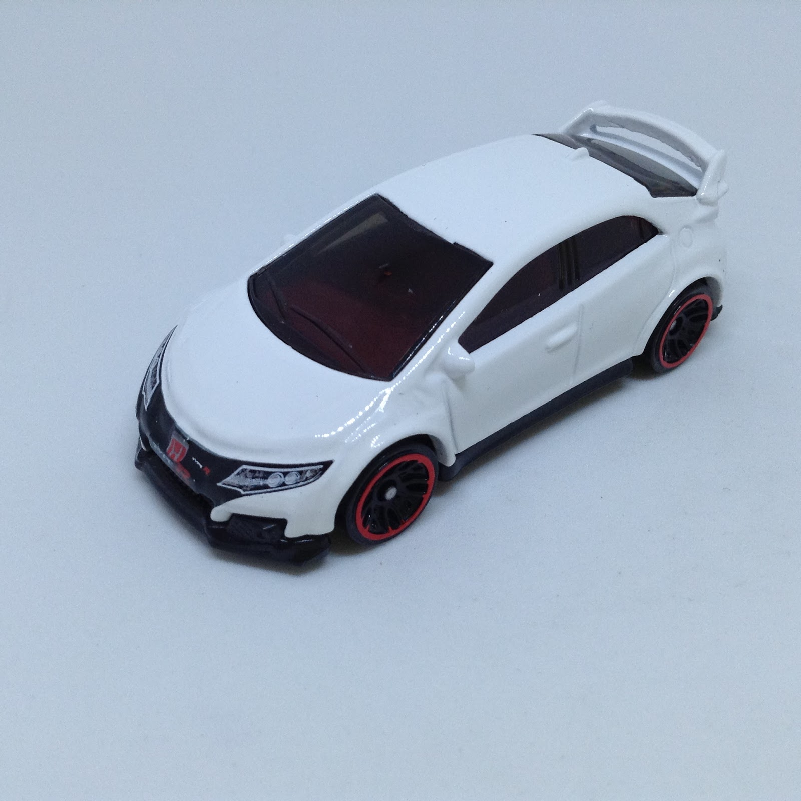 Julian 39 s hot wheels blog 2016 honda civic type r new for for 9 salon hot wheels 2016