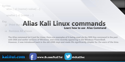 alias Linux command