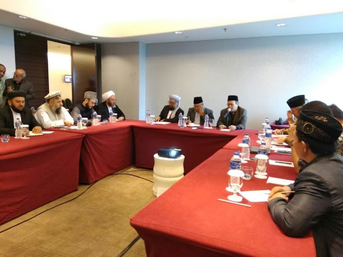 Dorong Perdamaian Afghanistan, MUI Inisiasi Dialog Ulama Tiga Negara