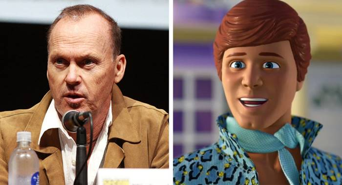 Ken, Toy Story 3 Voice