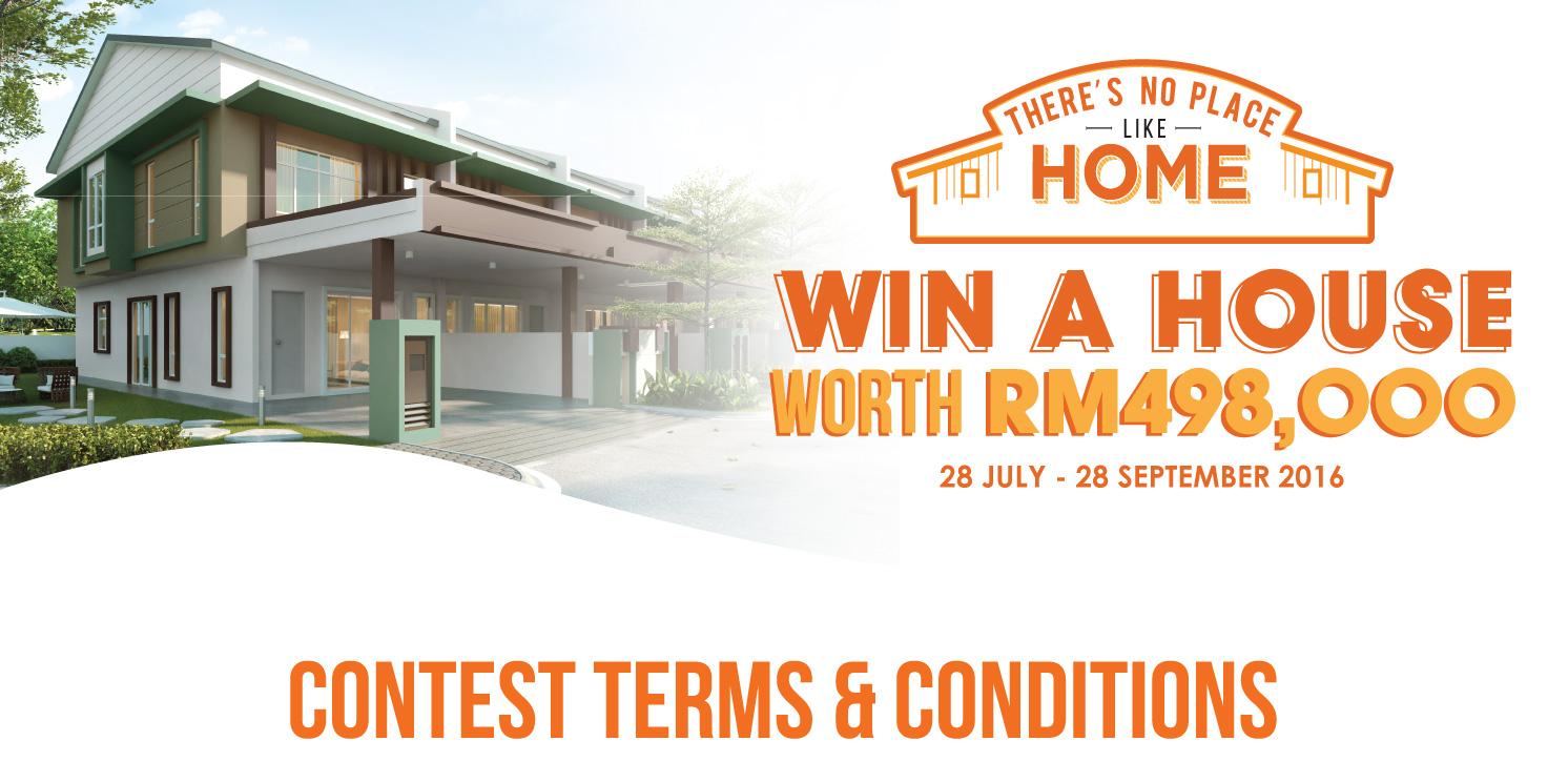 Guardian win a house contest blog peraduan terkini dan for Win a home contest