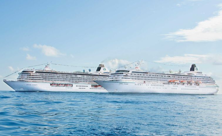 Crystal Offers Four Holiday Sailings 2016